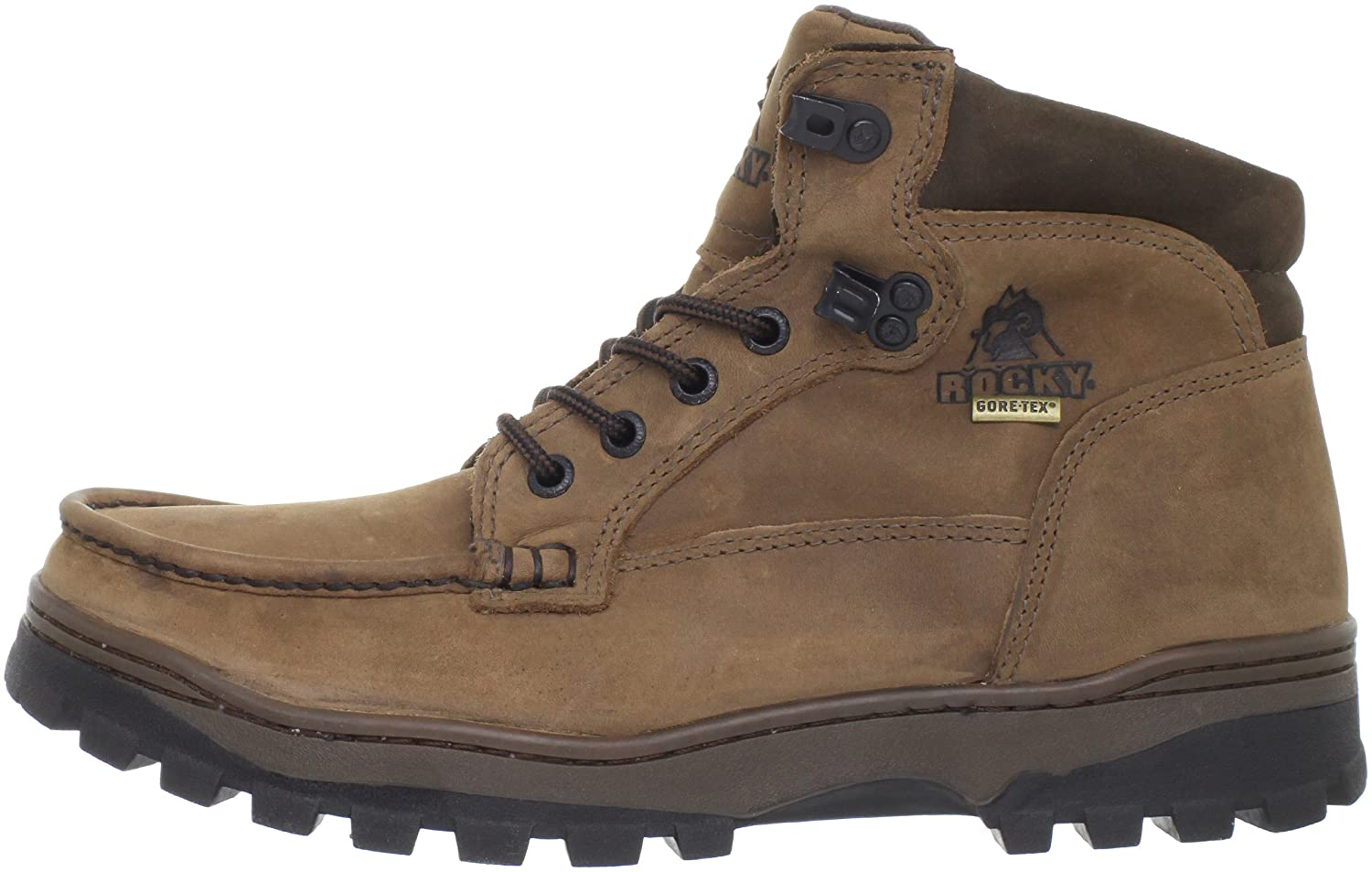 Amazon.com: Rocky Outback Gore-TEX Waterproof Hiker Boot: Everything ...