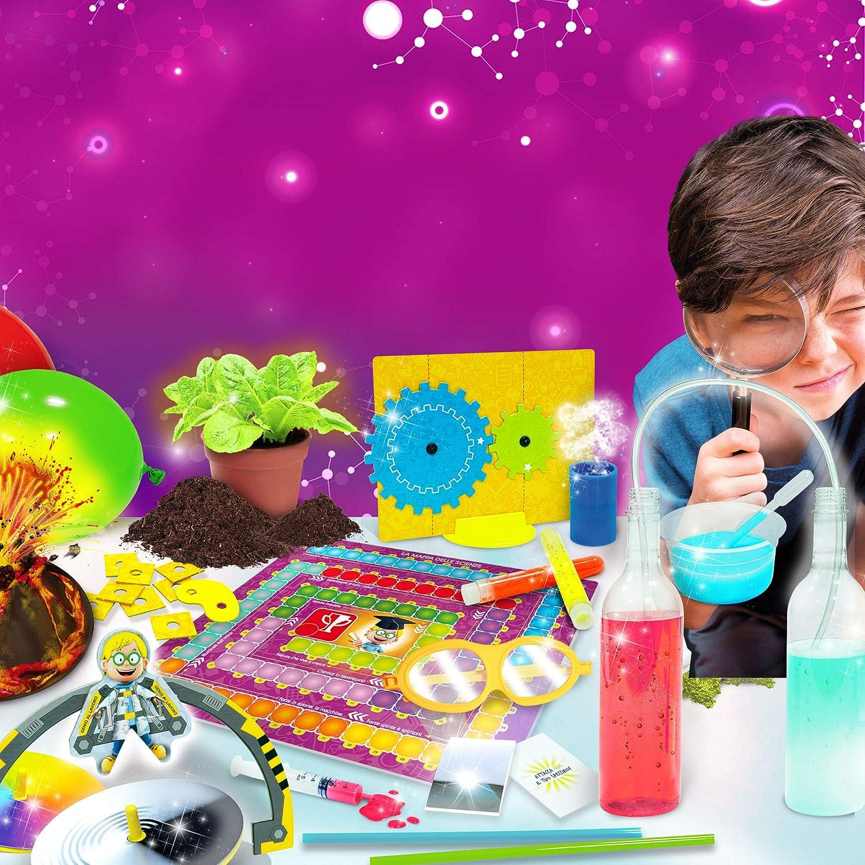 Lisciani Giochi  Super Laboratorio dei Primi 101 Esperimenti