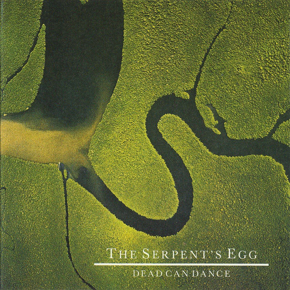 The Serpents Egg LP
