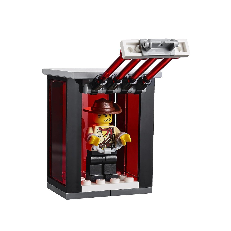Boys Bedroom Set Lego Movie Super Secret Police Dropship Building Set