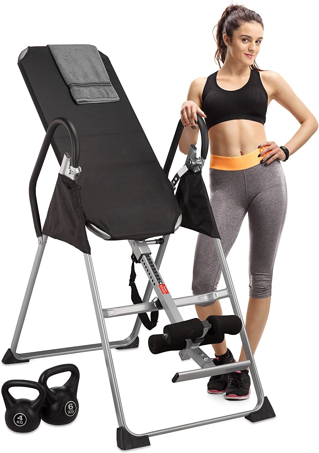 Relaxdays Inversion Table