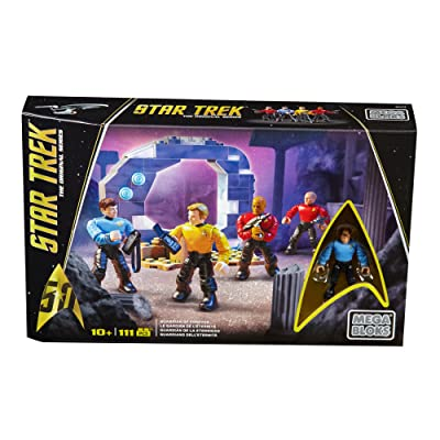Mega Construx Star Trek Guardian of Forever Collector Construction Set: Toys & Games