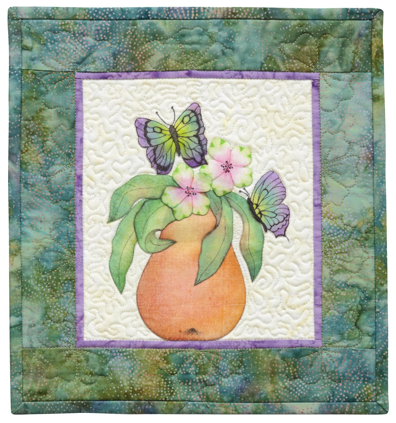 Creative Quilts from Your Crayon Box: Melt-n-Blend Meets Fusible Applique by That Patchwork Place (Image #3)