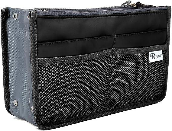 Periea Purse Organizer Insert Handbag Organizer - Chelsy - 28 Colors Available - Small
