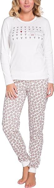 Italian Fashion IF Pigiama Donna Lungo C492T 0223