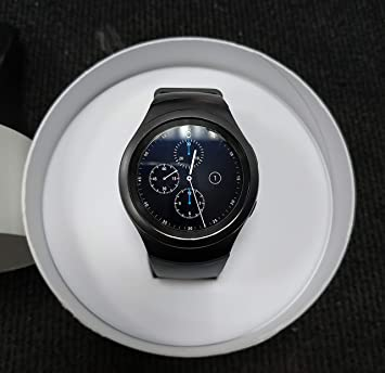 SAMSUNG Gear S2 Dark Gray 1,2