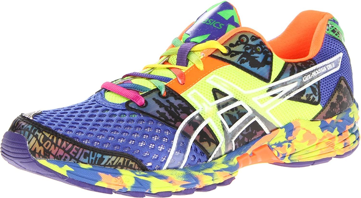 half off 25754 d97e9 Amazon.com   ASICS Men s GEL-Noosa Tri 8 Running Shoe   Road Running