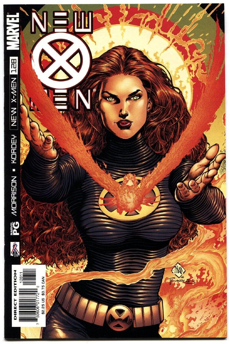 'New' X-Men #128