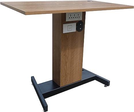 Fixture pantallas altura ajustable sentarse soporte mesa soporte ...