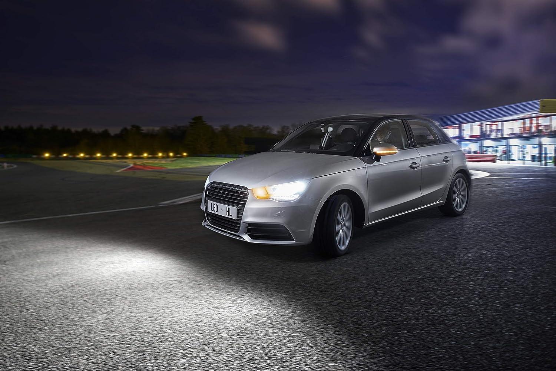 Philips automotive lighting 129416000KX1 X-tremeUltinon LED luz interior para coche C5W 30mm Festoon 6000K 12V 1 unidad 6.000K