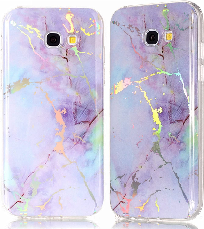 stilbag Handyh/ülle Leon f/ür Samsung Galaxy A5 Handy Schutzh/ülle Smartphone-Tasche aus Filz Handytasche Made in Germany | Farbe: hellgrau//pink 2017