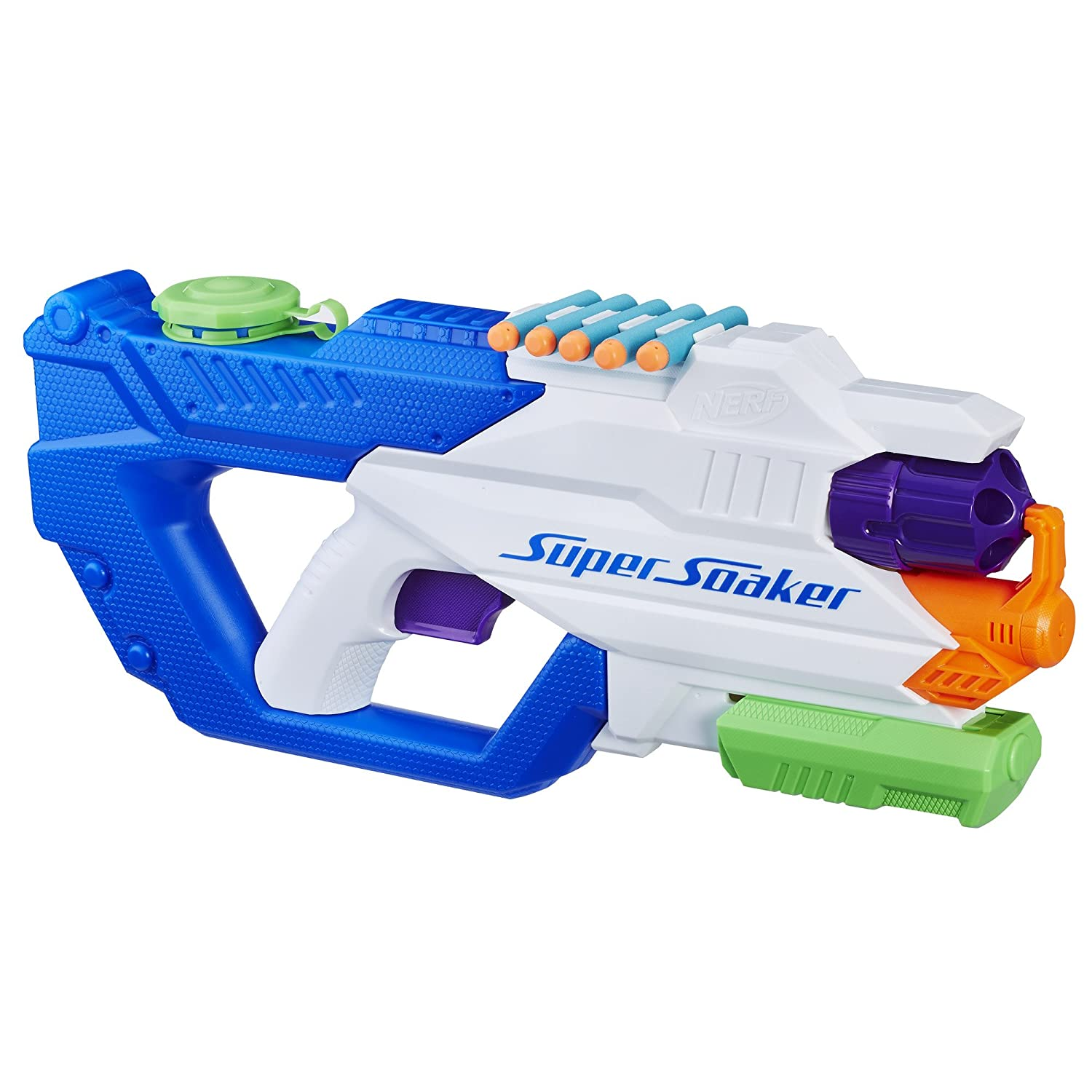How to Use a Super Soaker foto