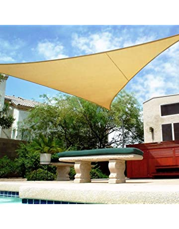 Amazon com: Shade Sails: Patio, Lawn & Garden