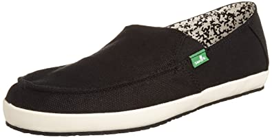 Sanuk Men's Casa Slip-On,Black,7 ...
