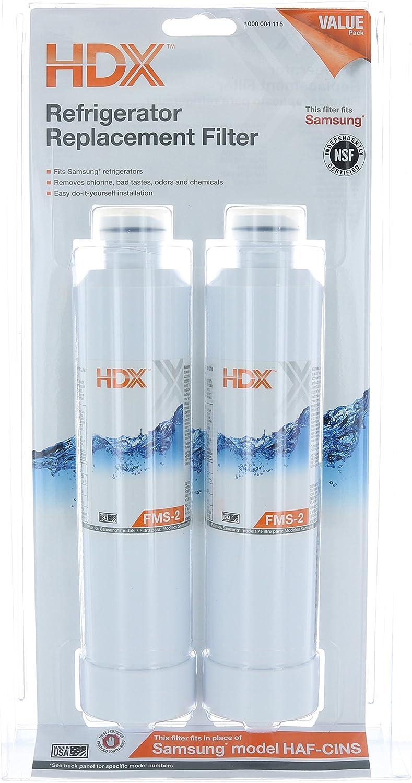 HDX FMS-2 Filtro / purificador de agua de repuesto para ...