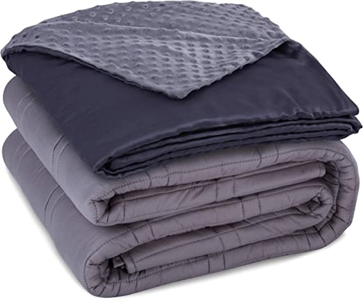 Cozirest Cooling Weighted Blanket 15 Lbs 60x80 Queen Size