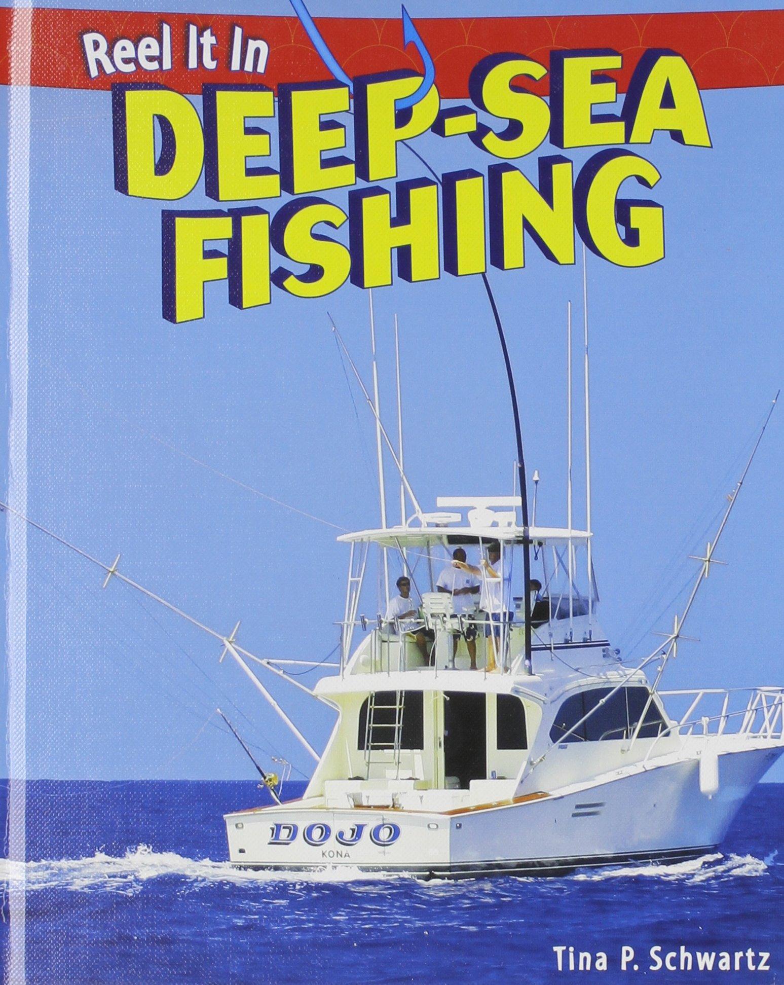 Deep-Sea Fishing (Reel It in) PDF ePub book
