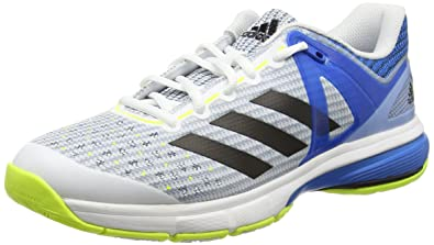 reputable site d2709 2a785 adidas Court Stabil 13, Chaussures de Handball Homme, Blanc (FTWR WhiteCore