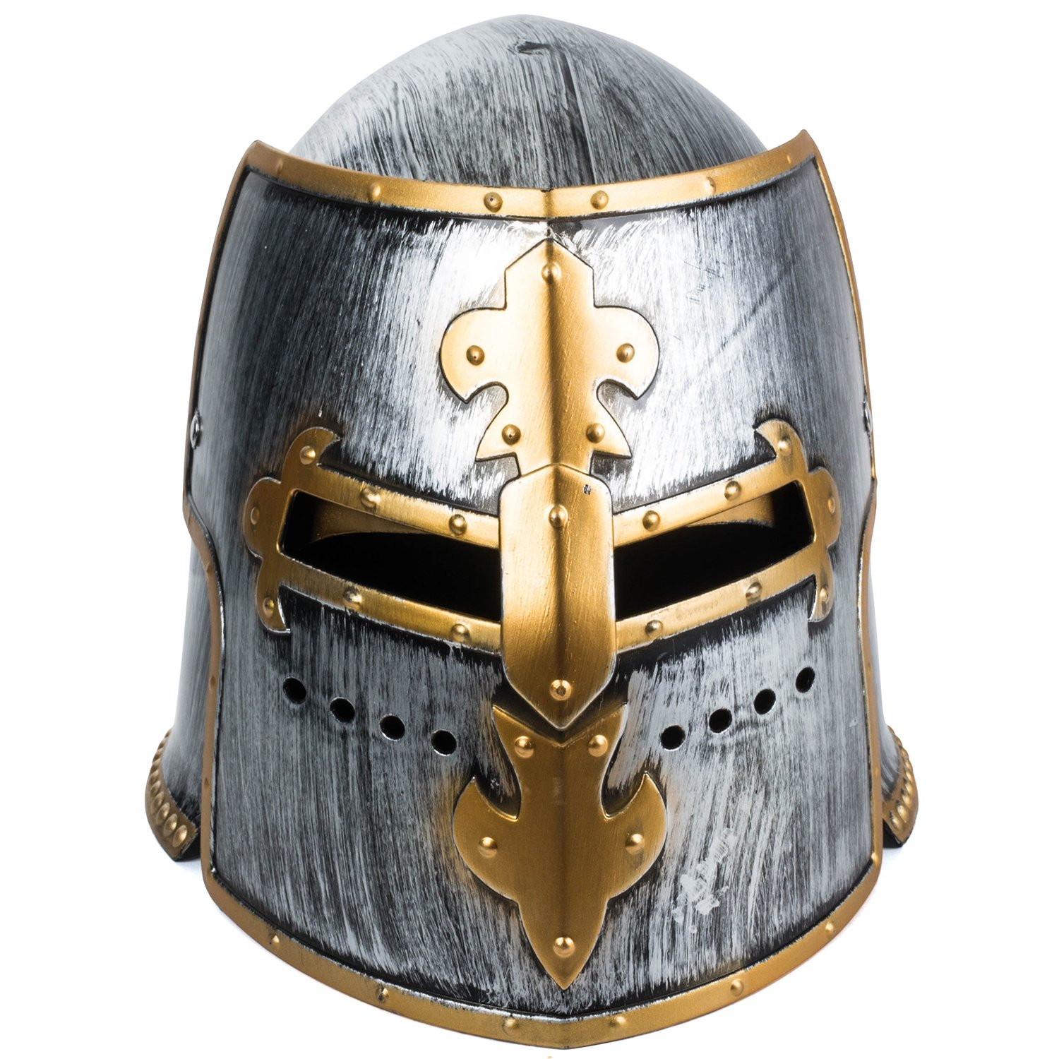 Tigerdoe Gladiator Costume - Helmet, Shield, Sword - Roman Armor - Knight - 3 Pc Set - Costumes for Men by Tigerdoe (Image #4)