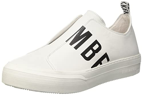 Bikkembergs Tdk 882, Zapatillas de Estar por casa para Hombre, Blanco (White 800), 41 EU: Amazon.es: Zapatos y complementos