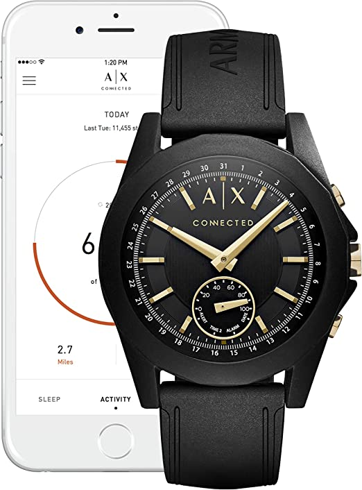 Amazon.com: Armani Exchange AXT1004 - Reloj inteligente ...