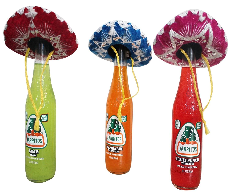 Amazon.com: Del Mex Set of Three (3) Mexican Charro Mini Sombrero Mariachi Felt Costume Decor (Blue): Health & Personal Care