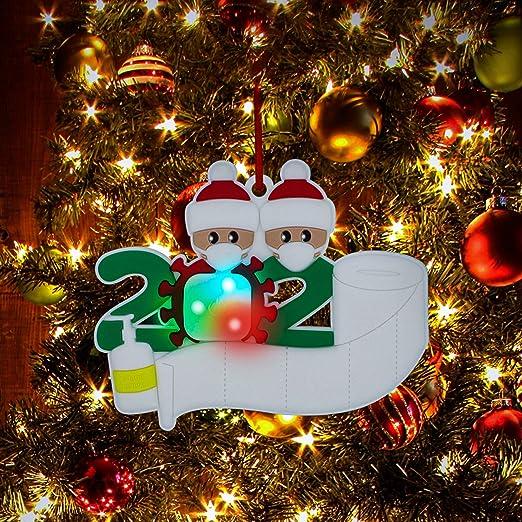 Christmas Light Ornament 2020 Amazon.com: Stickit Graphix Christmas Decorations Indoor, 2020