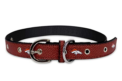 64900317 NFL Dog Collar. New Signature PRO PVC-Leather Premium PET Collars. Extra  Tough & Durable! Super Stylish! 32 Football Teams, 3
