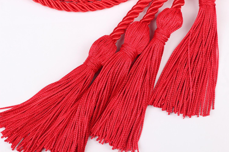68 Long Double Graduation Honor Cords