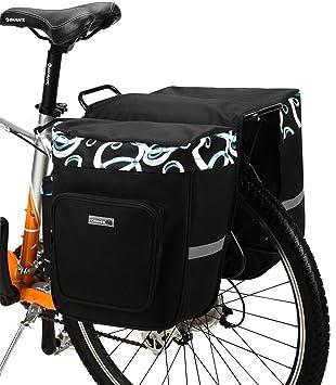 DCCN Carrier Bag 13L Bolsa de Bicicleta Bolsa de Embalaje con Correa para el Hombro