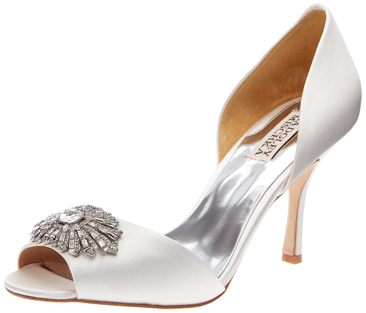 Badgley mischka salsa shoes
