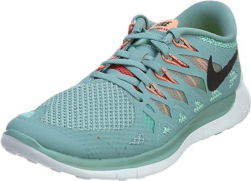Nikefree 5.0 - Zapatillas de Running Mujer, Color Turquesa, Talla 38