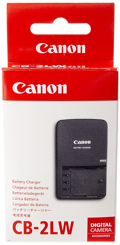 Canon CB-2LW Battery Charger - Cargador (100V, 240V, Negro ...