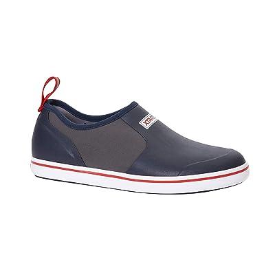 Xtratuf Sharkbyte Men's Deck Shoes, Navy (Xmds-200), 13 | Water Shoes