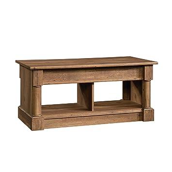 Amazon.com: sauder palladia Lift parte superior mesa de ...