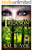 Treason: Book Two of the Grimoire Saga (an Epic Fantasy Adventure)