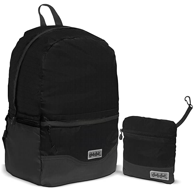 Foldable Backpack for Traveling and Outdoor Sports by Dot Dot ... 2fac69107a3ed