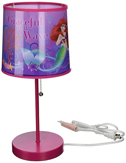 Disney Little Mermaid Table Lamp