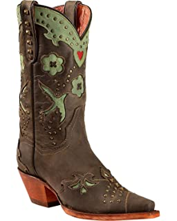 73175caf324 Amazon.com | Dan Post Women's Melba Cowgirl Boot Round Toe - Dp3515 ...
