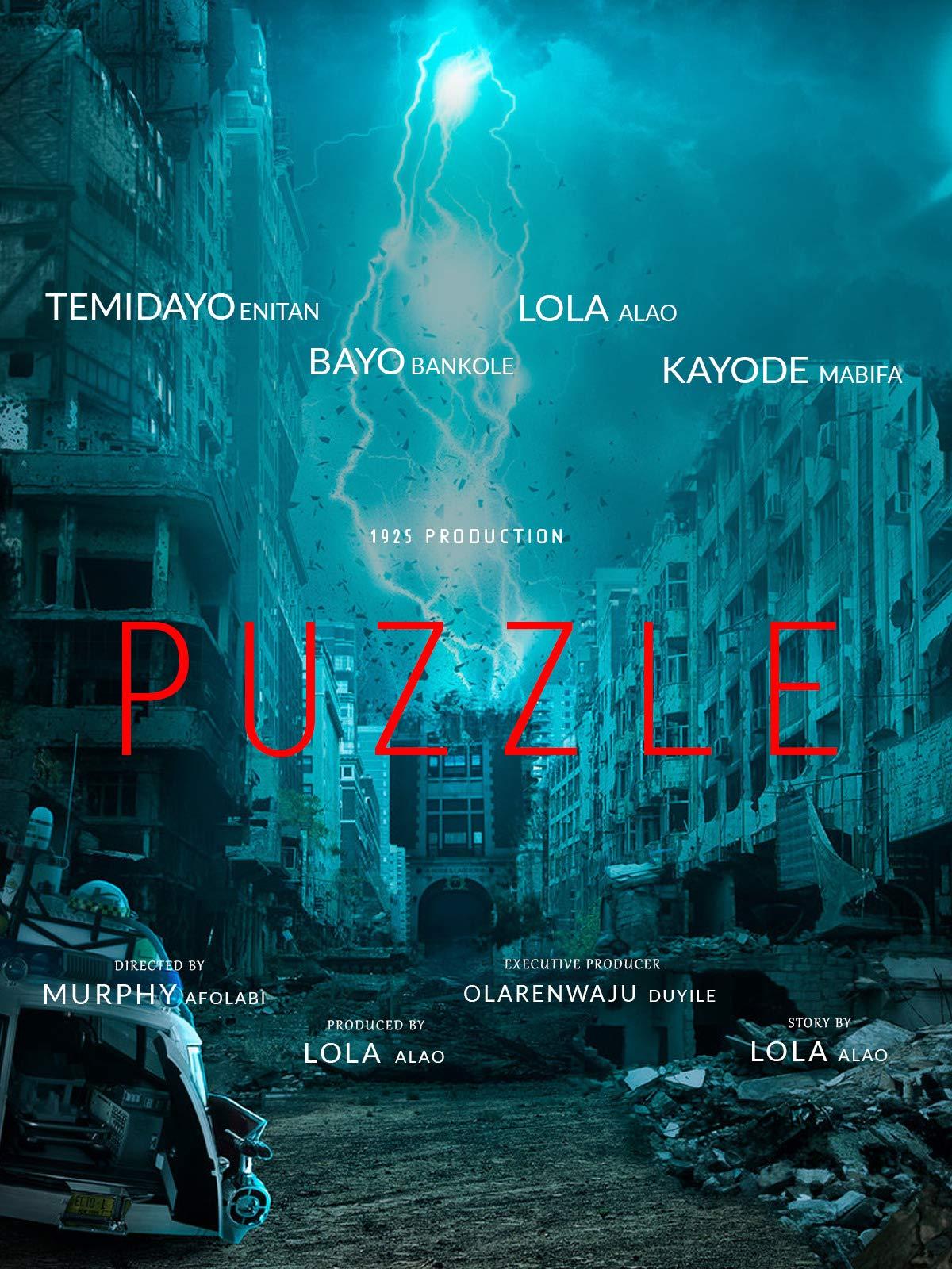 PUZZLE on Amazon Prime Video UK