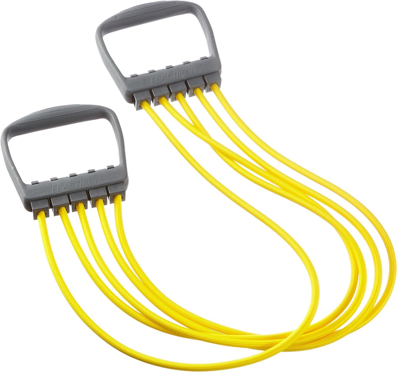 Schmidt Sports- Deuser Expander 11900 5 Kabel Krafttraining Gymnastik rot.