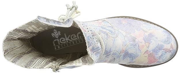 2d3ed13042d5 Rieker Women s Z4166 Ankle Boots  Amazon.co.uk  Shoes   Bags