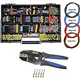AMP Superseal Set Steckverbinder 1-polig H07V-K 1,50mm² Stecker Kabel Elektrik