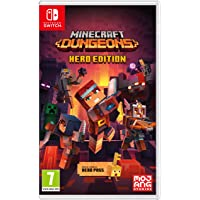 MOJANG STUDIOS Minecraft Dungeons Hero Edition (Nintendo Switch)