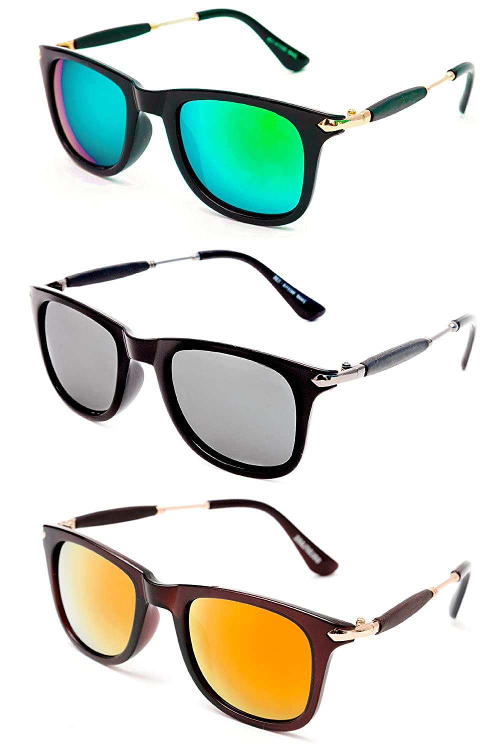 31b46c1b63b TheWhoop Super Combo UV Protected New Mirrored Green