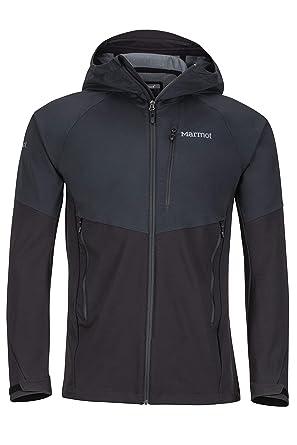 Marmot ROM Jacket Chaqueta Softshell, al Aire Libre, Anorak, Repelente al Agua, Transpirable, Hombre