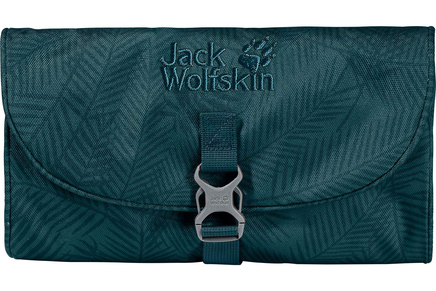 Jack Wolfskin Waschsalon Washbag Leaf Teal Green 2019