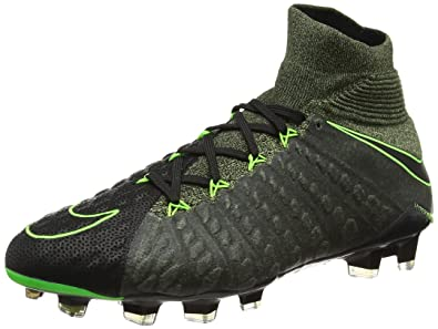 e5ef11d22 Nike Hypervenom Phantom III Dynamic Fit Tech Craft FG Cleats  Black  (8)