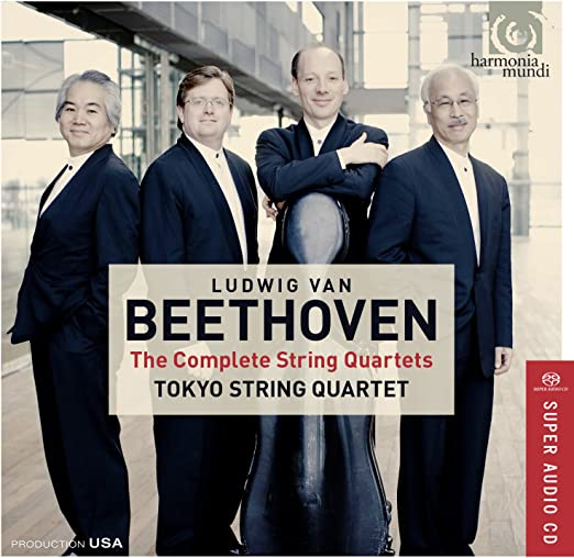 Amazon | Beethoven: Complete String Quartets | Beethoven ...