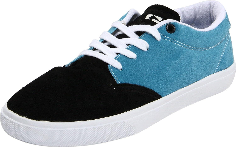 Globe Lighthouse türkis schwarz weiß Herren Sneaker NEU , Schuhgröße 44